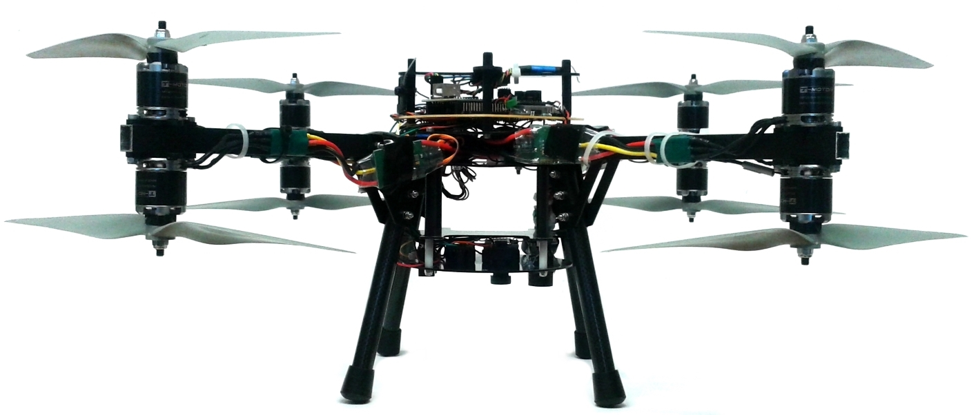 individual drone development for specific applications.