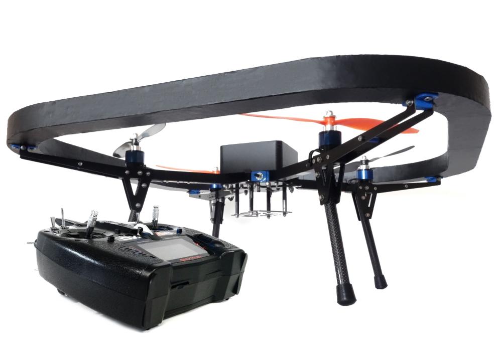 QCSF - Quadrotor for individual research and development